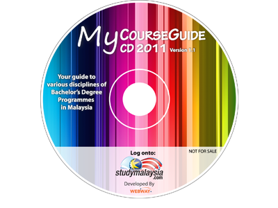 My CourseGuide CD 2011