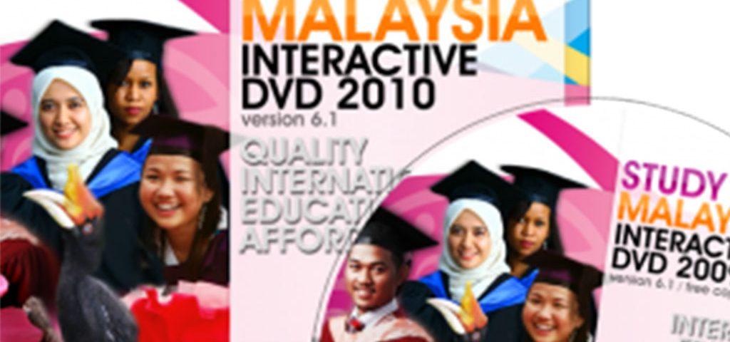 StudyMalaysia Interactive DVD