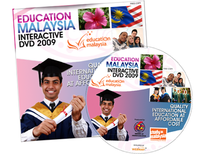 DVD 2009 for Education Malaysia, Ministry of Higher Education